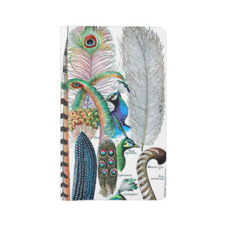 Feather Plumes Notebook