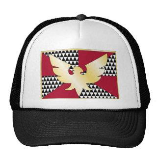 Feather Pride Flag Trucker Hat