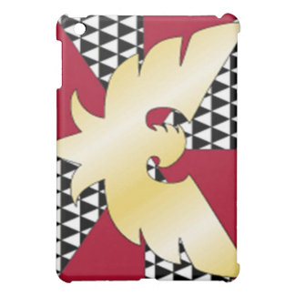 Feather Pride Flag iPad Mini Cover
