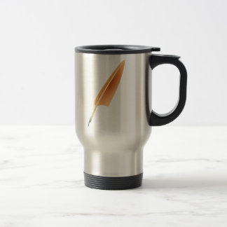 Feather Quill Pen Coffee Mugs