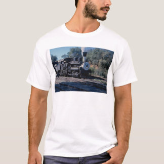 Feather River Ry, Shay locomotive T-Shirt