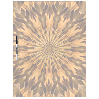 Feather Shield Medallion Dry Erase Boards