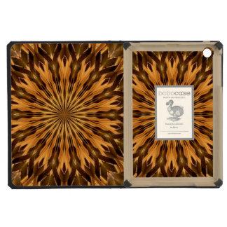 Feather Shield Medallion iPad Mini Case