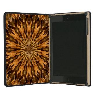 Feather Shield Medallion iPad Mini Cases