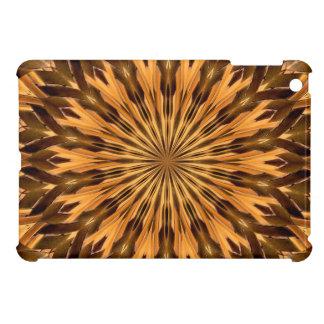 Feather Shield Medallion iPad Mini Cover