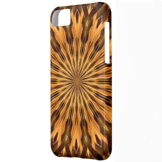 Feather Shield Medallion iPhone 5C Cover