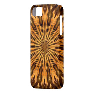Feather Shield Medallion iPhone SE/5/5s Case