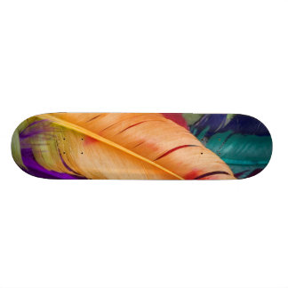 Feather Skate Deck