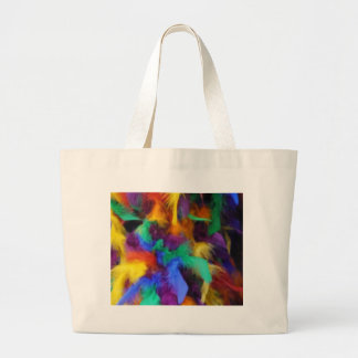 Feather soft large tote bag