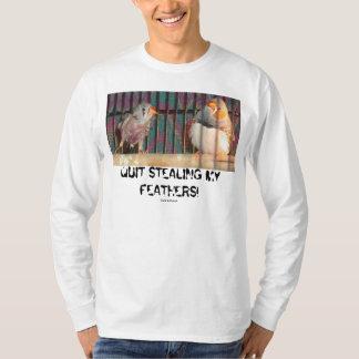 Feather Stealer T-Shirt