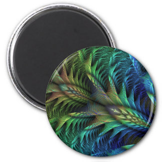 Feather tail magnet