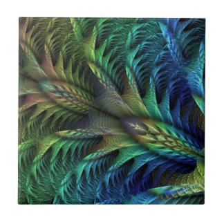 Feather tail Tile
