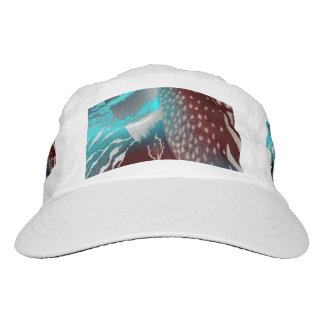 Feather Texture Template Headsweats Hat