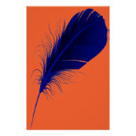 Feather Touch - Digital Art Print