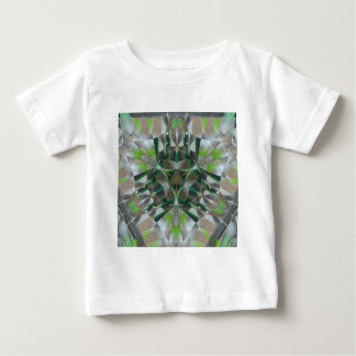 Feather Triangle Nov 2012 Baby T-Shirt