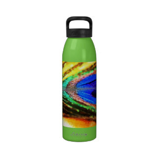 Feather Drinking Bottles