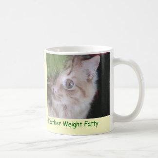 Feather Weight Fatty Mug