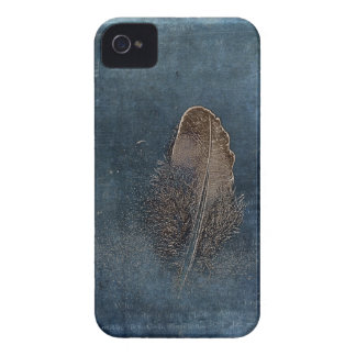 Feather with Meaning iPhone 4 Case-Mate Case