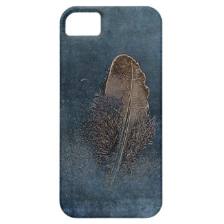 Feather with Meaning iPhone SE/5/5s Case