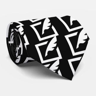 Feather Writes Minimal Tie