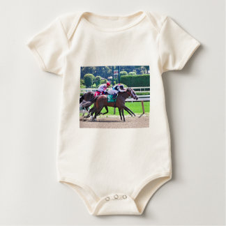 Feathered by Indian Charlie-Receipt Baby Bodysuit