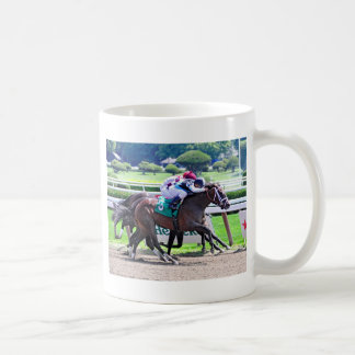 Feathered by Indian Charlie-Receipt Coffee Mug