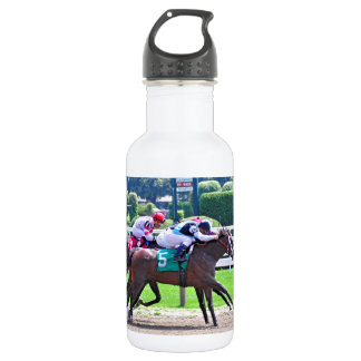 Feathered by Indian Charlie-Receipt Water Bottle