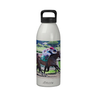 Feathered by Indian Charlie-Receipt Reusable Water Bottles