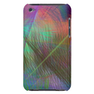 Feathered iPod Touch Covers