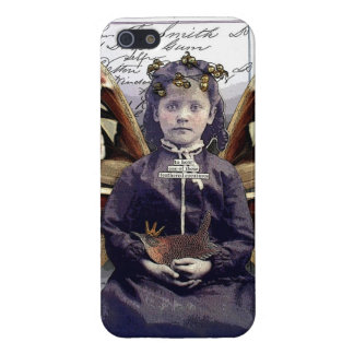 Feathered Creatures  iPhone 5 Glossy Hard Case