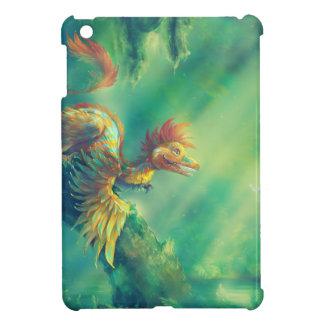 Feathered Dinosaur Microraptor iPad Mini Case