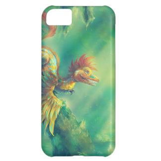 Feathered Dinosaur Microraptor iPhone 5C Case