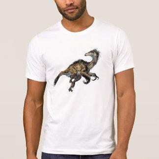 Feathered Dinosaur T-shirt design