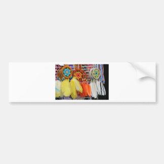Feathered Dream Catchers Bumper Sticker