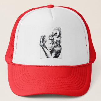 Feathered Fiend Trucker Hat