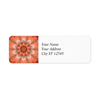 Feathered Frenzy Address Label