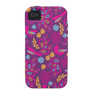 Feathered Friends iPhone 4/4S Cases