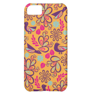 Feathered Friends Case For iPhone 5C