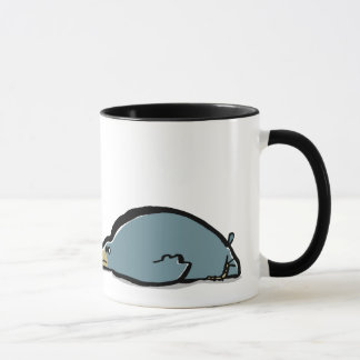 feathered friends mug