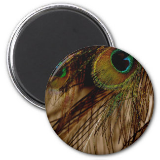Feathered Pueo Refrigerator Magnet
