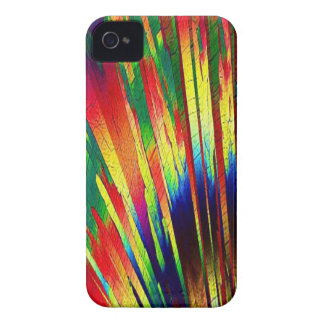 Feathered Rainbow iPhone 4 Cover