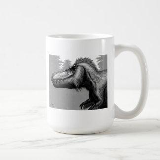 Feathered Tyrannosaur Mug