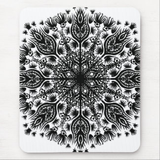 Featherflake Mouse Pad