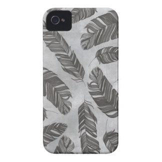 Featherful iPhone 4 case