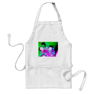 Feathers and Bubbles Adult Apron