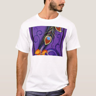 Feathers and Flowers T-Shirt
