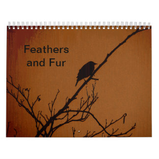 Feathers and Fur Calendar