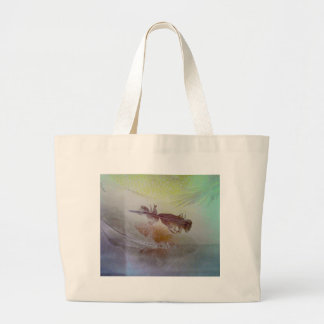 Feathers Canvas Bag