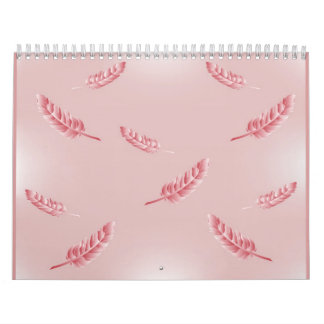 feathers calendar