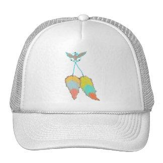 Feathers Eagle Symbol Hat